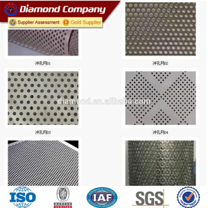 produce high quality Perforated Metal mesh (factory)/Perforated Wire Mesh /Decorative Perforated Metal mesh