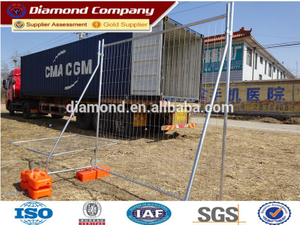 Hot sale Removable temporary construction fence