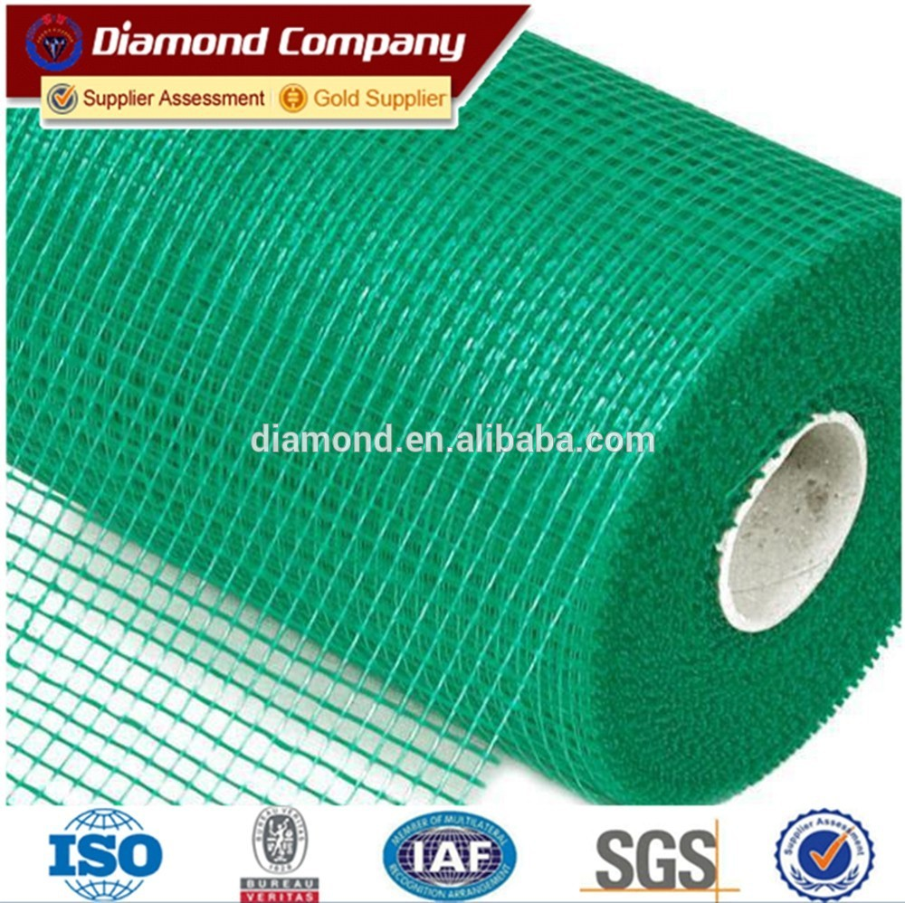 Fire Resistant Fiberglass Mesh /with Heat Insulation Fiberglass Mesh