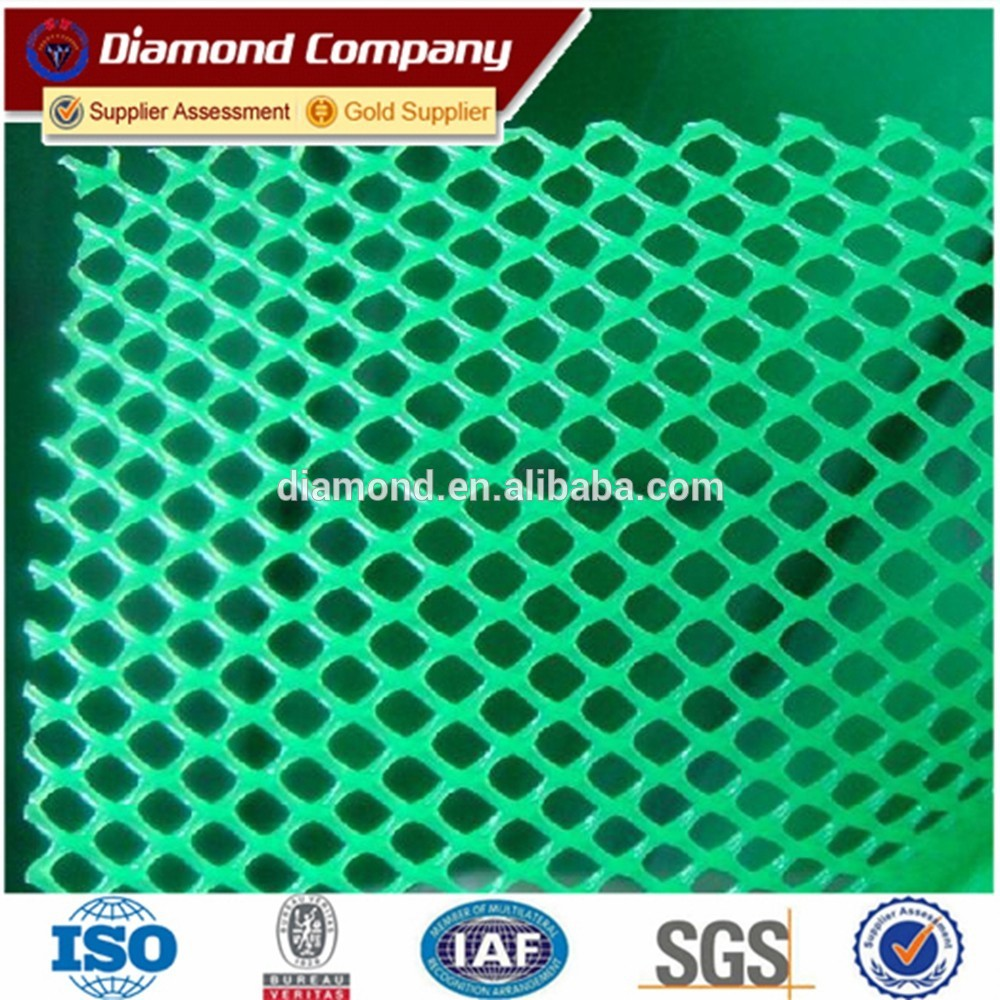 2015 new types plastic flat netting/for animal feed plastic flat netting/high quality plastic flat netting
