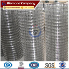 3/4'' Hot dipped Galvanized Welded Wire Mesh Roll
