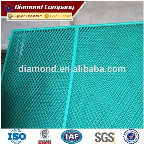 heavy duty expanded wire mesh / small hole expanded wire mesh / expanded wire mesh factory