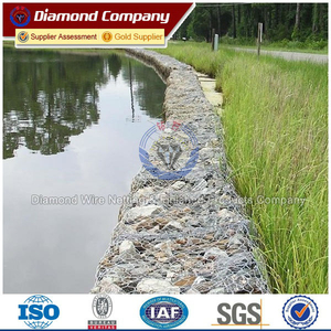 Good quality Gabion boxes and Reno mattresses (ASTM 975---The biggest Gabion Factory in China