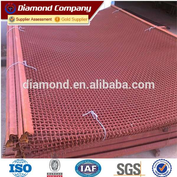 mining screen mesh packing