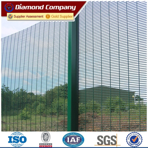 copper welded wire mesh panel
