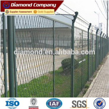 Diamond metal mesh lath / expandable sheet metal diamond mesh / expanded ,metal mesh price