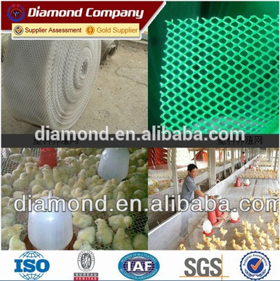 HDPE plastic flat neting/factory of plastic flat net/widely used plastic wire mesh