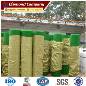 High quality HDPE Extruded Plastic Flat Mesh Chicken Wire Netting