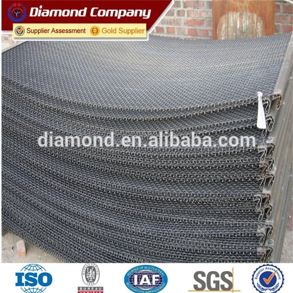 high tensile mining sieve mesh / sieve mesh / woven wire mesh ISO CE certification