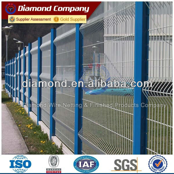 China Experienced Factory ISO Certificated Galvanized 358 Secuity Prison Fence price