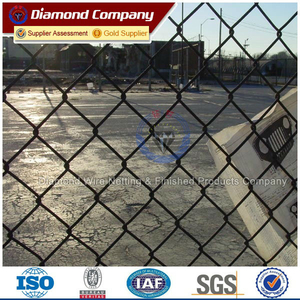 50*50mm diamond chain link mesh
