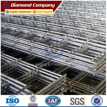 galvanized reinforcing wire,4mm electro welded wire panel