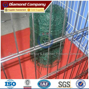 China Professional Manufacturer Competitive Price Galvanized Welded Wire Mesh Fence For Sale