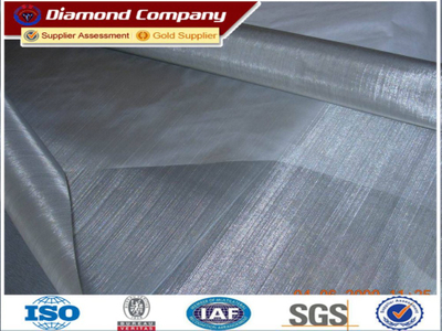 Factory direct supplier 3 meters wide stainless steel wire mesh&wire cloth