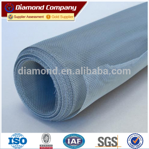 Rainproof Window Screen Plastic/Nylon/Fiberglass/Aluminum/Stainless steel Window Screen Mesh
