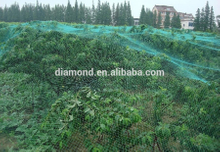 factory directe Selling anti-bird mesh/colored anti-bird screen netting/hdpe+uv bird netting
