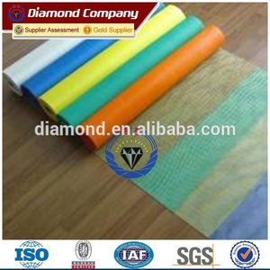 Plastic Fiberia Fiberglass Insect Window Screen / Hot sale high quality fiberglass window screen (ISO9001 manufacturer)