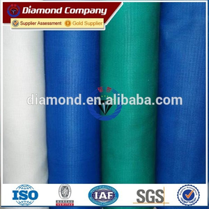 Green Plastic Window Screen/Nylon Window Screen / plastic windows screen manufacture
