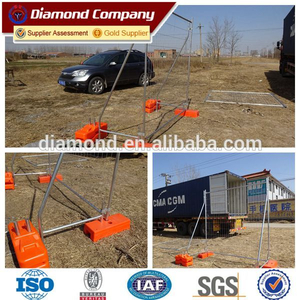 Temporary fence/portable temporary fence/removable temporary fence