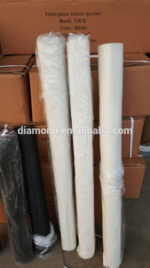 hot sale 16*16 120g/m2 grey Color Fiberglass Window Screen