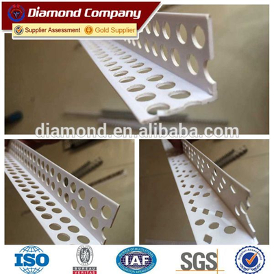 Hot sale 90 degree flexible corner bead/pvc wall corner bead