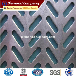 the best seller decorative perforated metal mesh/the perforated metal sheet for decoration