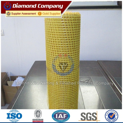 China factory supply 160g/m2 5*5mm alkali resistant fiberglass mesh export to Europe .(ISO factory in china)