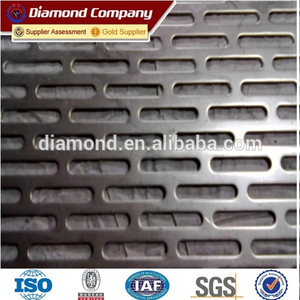 High-Quality Real Factory Perforated Metal Mesh From AnPing/Punching hole mesh