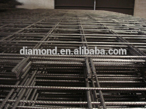 10x10 reinforcing concrete welded wire mesh - Diamond Wire