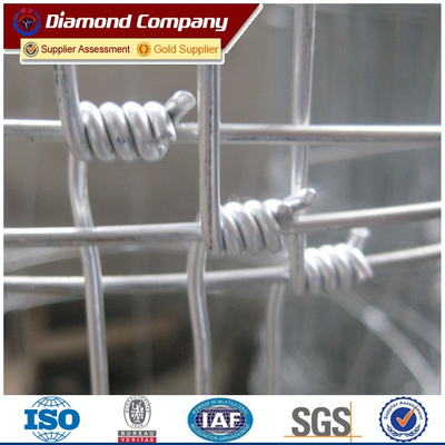60 inch high hinged knot field barrier fencing mesh