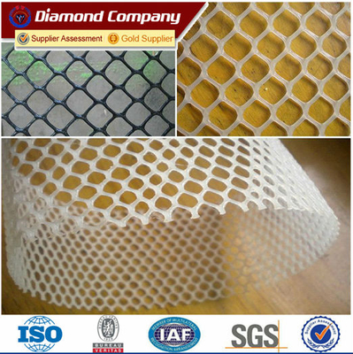 high quality best price plastic plain mesh( passed ISO9001,14001 BV SGS)