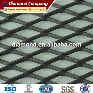 factory direct selling expanded metal mesh/heavy duty expanded metal meshaluminium expanded mesh