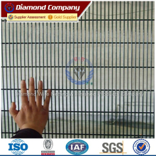 High security anti-climb fence,anti-climb welded mesh fence,military anti-climb 358 high security fence