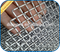 Hot sell high quality black wire crimped wire mesh (ISO 9001 factory)