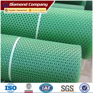 Cheap Plastic Flat Mesh for Poultry Farm