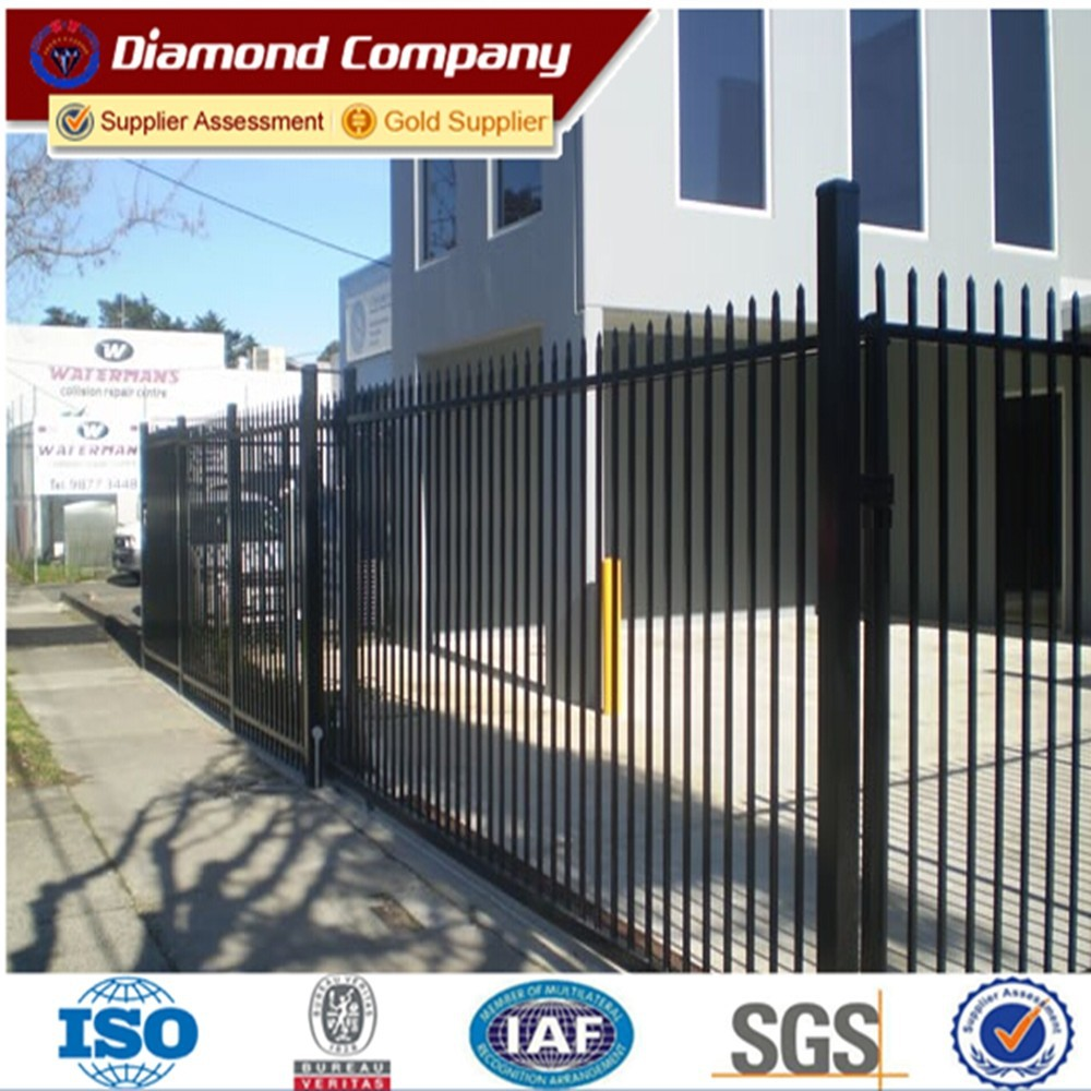 galvanized steel pipe fence,galvanized steel deer fence,galvanized steel picket fence