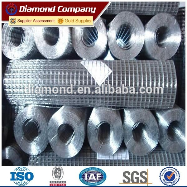 low price welded wire mesh factory / galvanized welded wire mesh factory / welded wire price