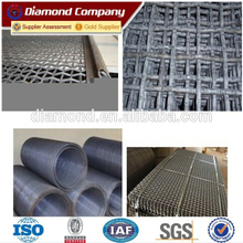65Mn Crusher Screen Mesh used for stone and mine / stone screen mesh factory