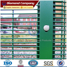 Military Boundary Galvanized Anti-Climb Secuity Wall Fence price