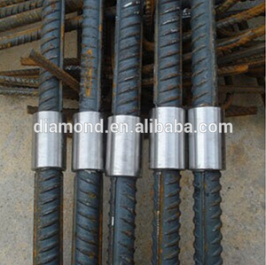 Building Material re-bar couplers ( manufacturer in Anping China for 20 years)