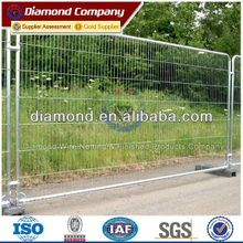 weldmesh removable fencing