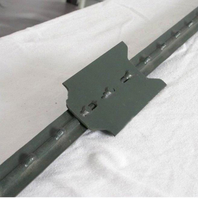 Good Quality Metal Fence T Profile Studed Post For Sale