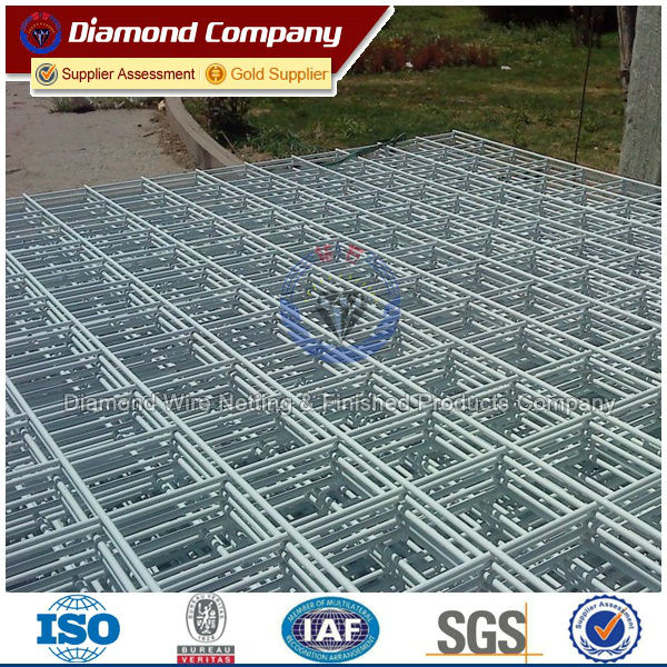 Low price concrete reinforcing mesh